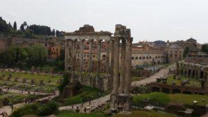 forum from campidoglio 3