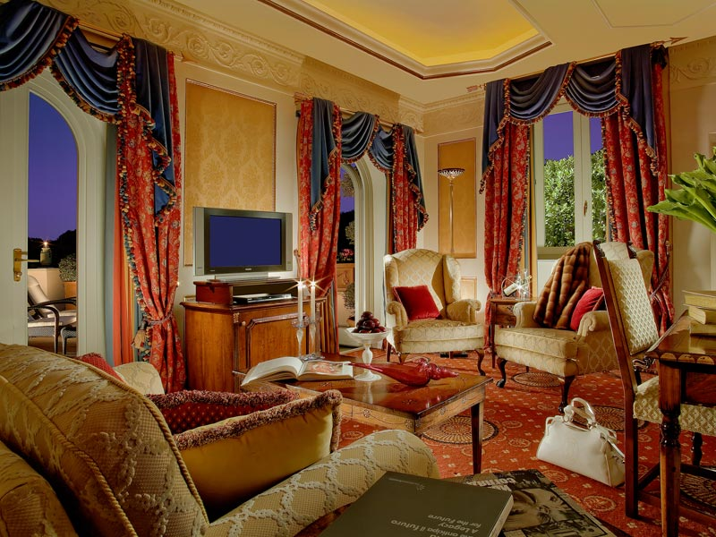 hotel splendid royal rome
