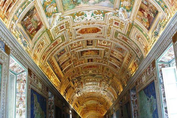 vatican museums galleria artigrafiche